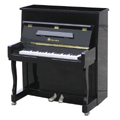 Shoenhut Children's Upright Piano 44 Key with Ebony Finish