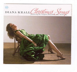 Diana Krall Christmas Songs SyncAlong CDs - Diana ...