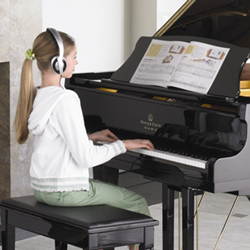 Total Performance sound card for player pianos lets you practice in silence