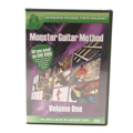 Monster Guitar Method DVD Volume #1
