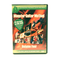 Monster Guitar Method DVD Volume #4