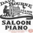 Dave Bourne Saloon Piano