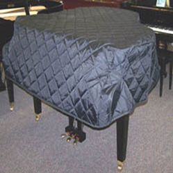 Grand Piano Cover for Grand Pianos 4feet 10 to 5feet 2